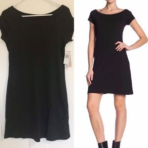 NWT Philosophy Apparel Scoop Neck Sleeve Dress